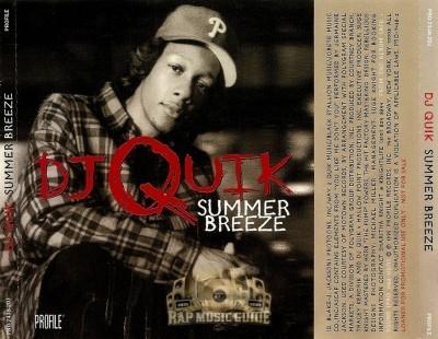 DJ Quik - Summer Breeze