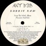 Ant Dub - Dubbie Raw
