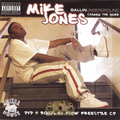 Mike Jones - Ballin Underground
