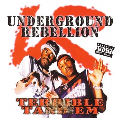 Underground Rebellion - Terrible Tand'em