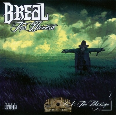 B-Real - The Harvest Vol. 1: The Mixtape