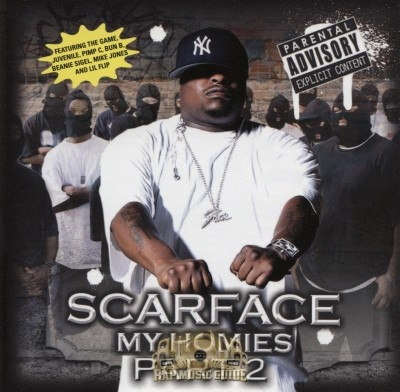 Scarface - My Homies: Part 2