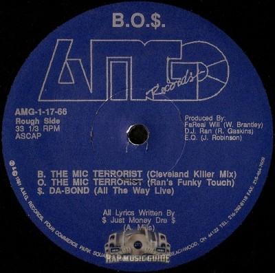 B.O.$. - The Mic Terrorist