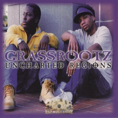 Grassrootz - Uncharted Regions
