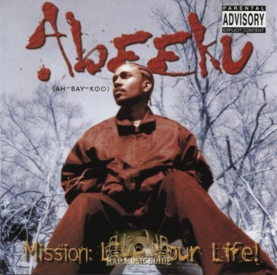 Abeeku - Mission: Live Your Life!