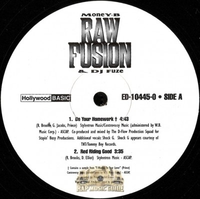 Raw Fusion - Do Your Homework