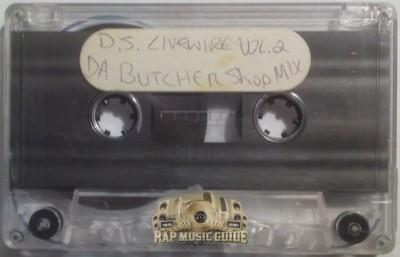D.J. Live Wire - Da Butcher Squad Mix Volume 2
