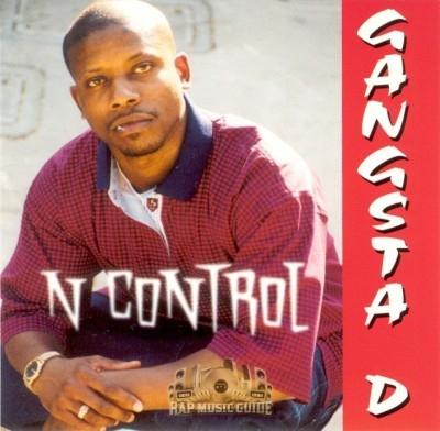 Gangsta D - N Control