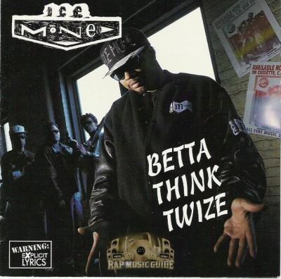 Ice Mone - Betta Think Twice