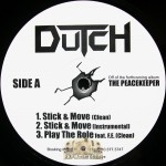 Dutch - The Peacekeeper EP