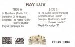 Ray Luv - Ray Luv