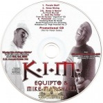 Equipto & Mike Marshall - K.I.M. Promotional CD