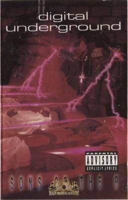 Digital Underground - Sons Of The P