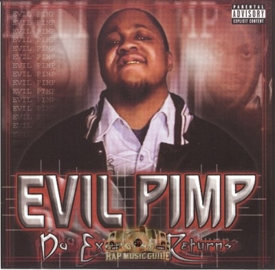 Evil Pimp - Da Excorcist Returns