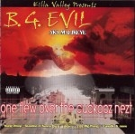 B.G. Evil - One Flew Over The Cuckooz Nezt