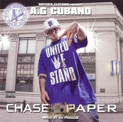 A.G. Cubano - Chase Paper