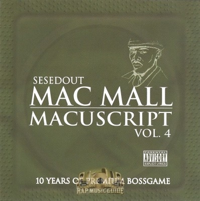 Mac Mall - Macuscript Vol. 4