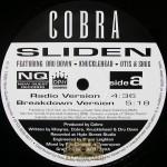 Cobra - Sliden