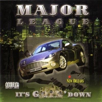 Major League - It's Goin' Down