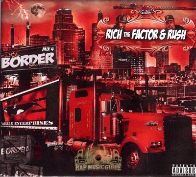 Rich & Rush - Black Border Brothers Mix 4