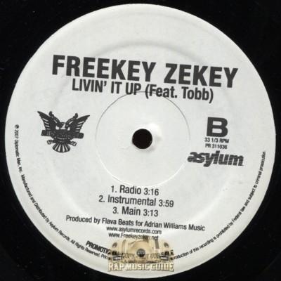 Freeky Zekey - Livin It Up
