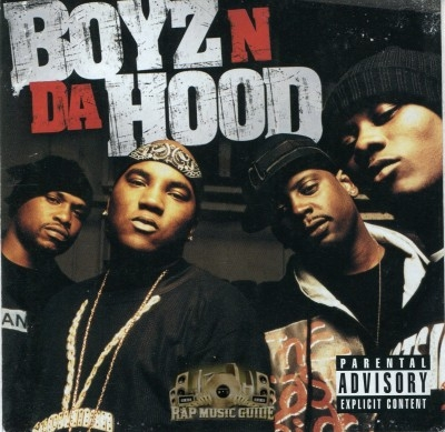 Boyz N Da Hood - Boyz N Da Hood