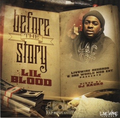 Lil Blood - Before The Story