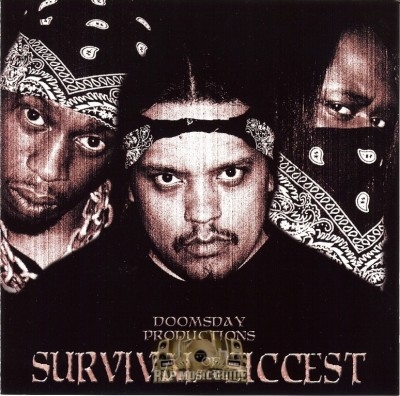 Doomsday Productions - Survival Of The Siccest