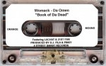 Womack Da Omen - Book Of Da Dead