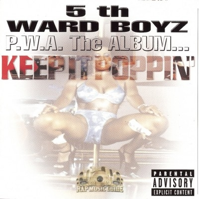 5th Ward Boyz - P.W.A. The Album Keep It Poppin'