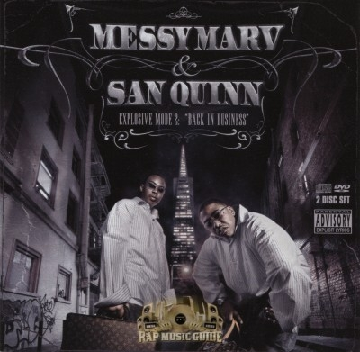 Messy Marv & San Quinn - Explosive Mode 2: Back In Business