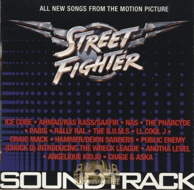 Street Fighter - Soundtrack