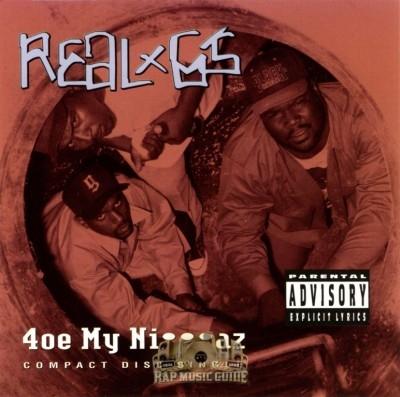 Real G's - 4oe My Ni***az