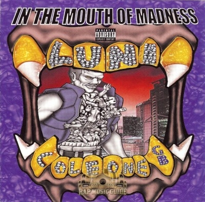 Luni Coleone - In The Mouth Of Madness