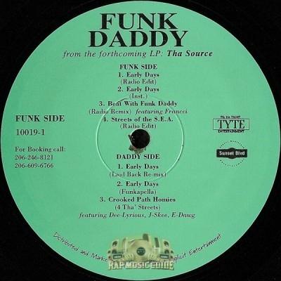 Funk Daddy - Tha Source EP