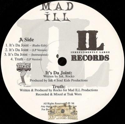 Mad Ill - It's Da Joint