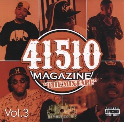 41510 Magazine - The Mixtape Vol. 3