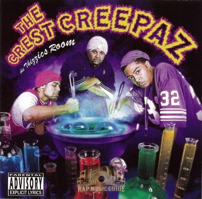 The Crest Creepaz - The Thizzics Room