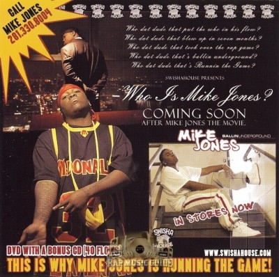 Mike Jones - Runnin' Tha Game