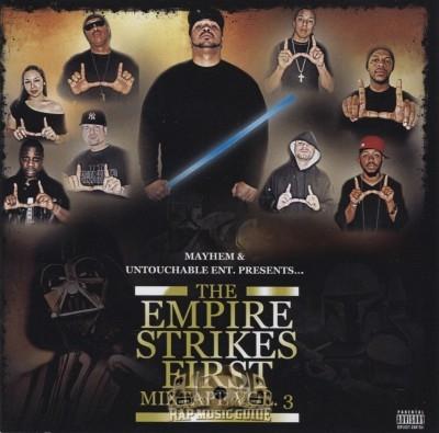 The Empire Strikes First - Mixtape Vol. 3