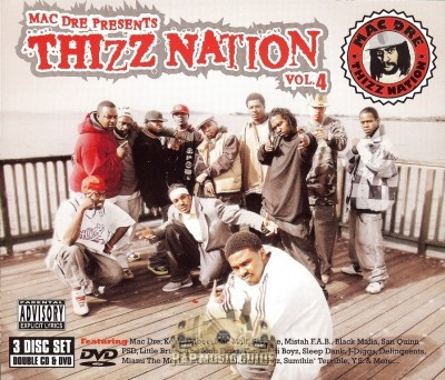 Mac Dre Presents - Thizz Nation Vol. 4