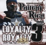 Philthy Rich - Loyalty B4 Royalty 3: Just For The Niggas
