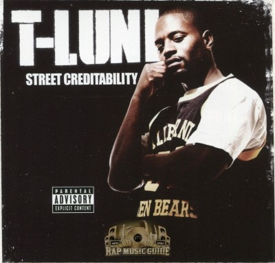 T-Luni - Street Credibility