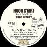 Dem Hoodstarz - Getz Ya Grown Man On