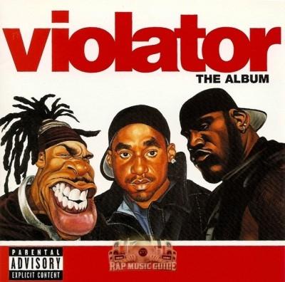 Violator - The Album
