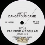 Dangerous Dame - Far From A Regular