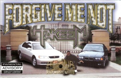 Hakeem - Forgive Me Not
