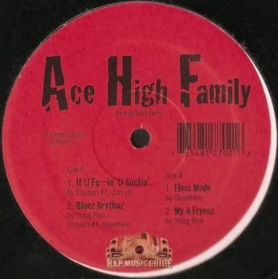Ace High Family - Ace High Family EP