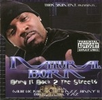 Natural Born - Bring It Back 2 The Streets