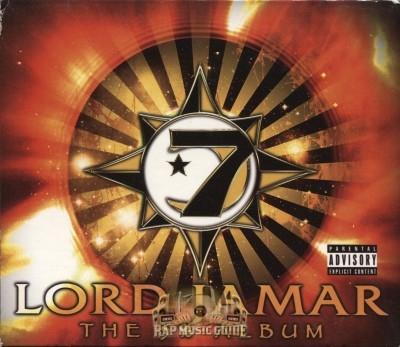 Lord Jamar - The 5% Album